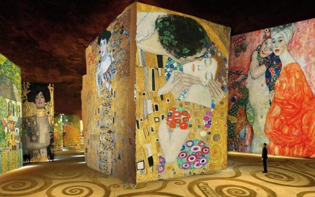Gustav Klimt Atelier des Lumières