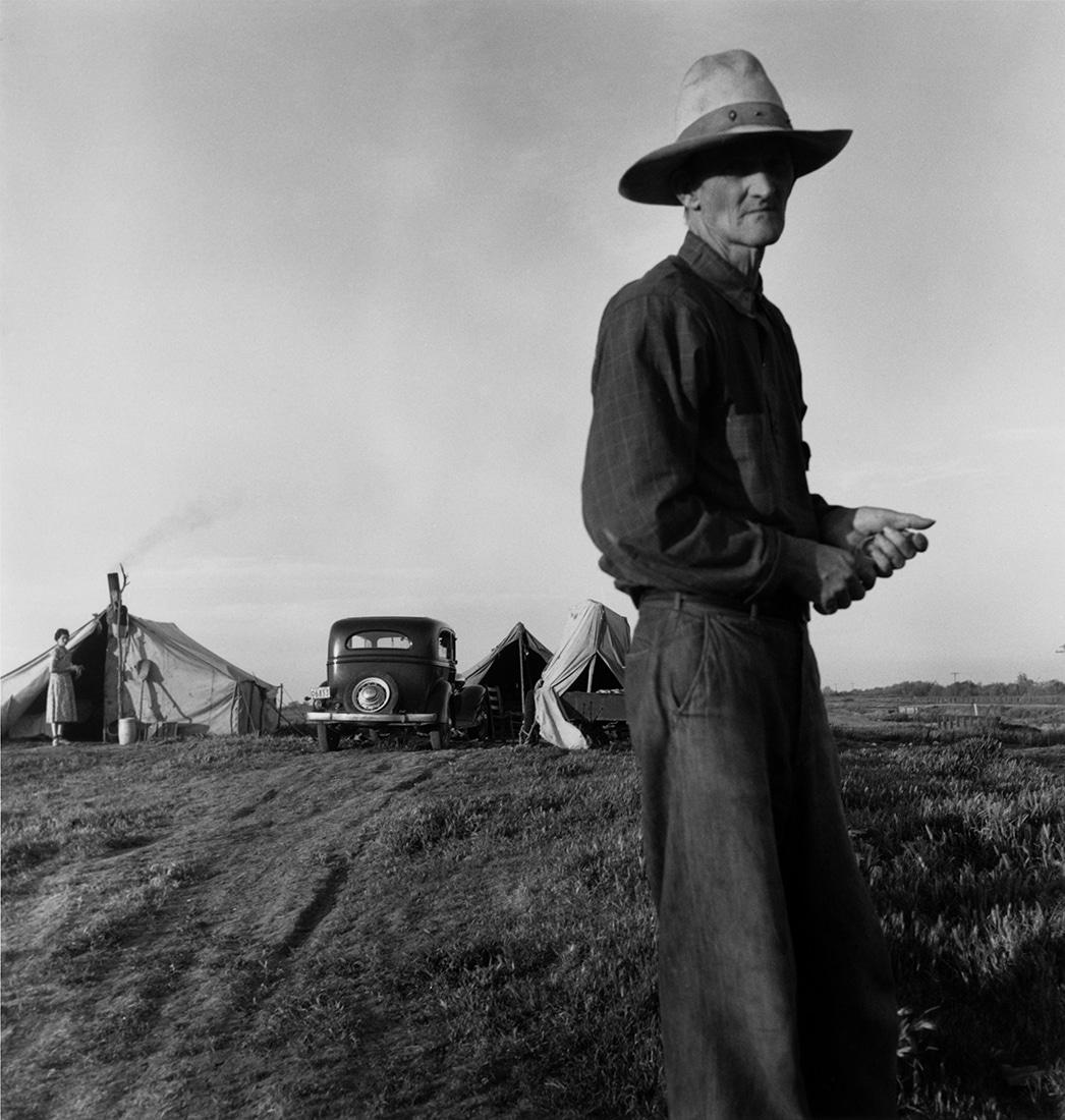Dorothea Lange Drought refugees