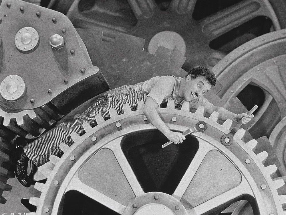 Charlie Chaplin Nantes