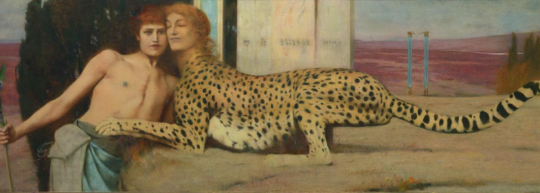 Fernand Khnopff exposition Petit Palais