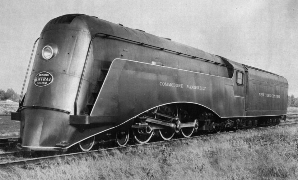 locomotive vapeur k4s