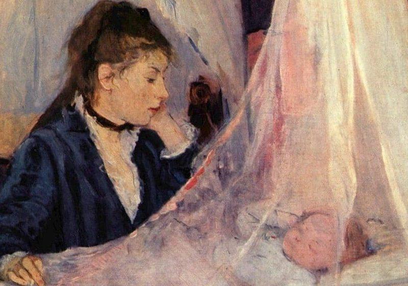 Le Berceau Berthe Morisot