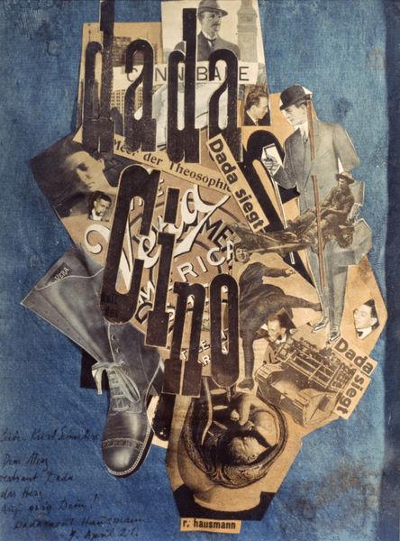 Hausmann-Dada-Cino-1920